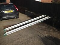 Wheel chair ramps telescopic light weight ramps made by market leaders Stepless