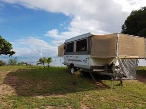 2006 Jayco Outback Swan Macknade Hinchinbrook Area Preview