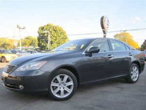 2007 Lexus ES 350 LEATHER~SUNROOF~139KM~WARRANTY AVAILABLE !!!