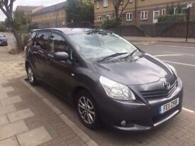 Toyota Verso TR D4-D Diesel Manual 7 Seat, PCO Badged