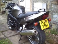 HONDA BLACKBIRD ,,WANTED ,, with or without fairing,,