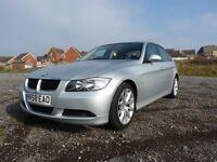 BMW 3-Series Saloon 320d SE (08) 4d