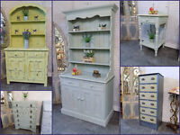 Shabby Chic Painted Furniture and Home Accessories From Woodwards Country Style Nantwich