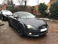 AUDI TT 2.0 TFSI COUPE - REMAPPED + EXTRAS