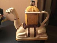 Novelty collectible teapots