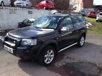 Land Rover (Freelander Freestyle TD) FOR SALE