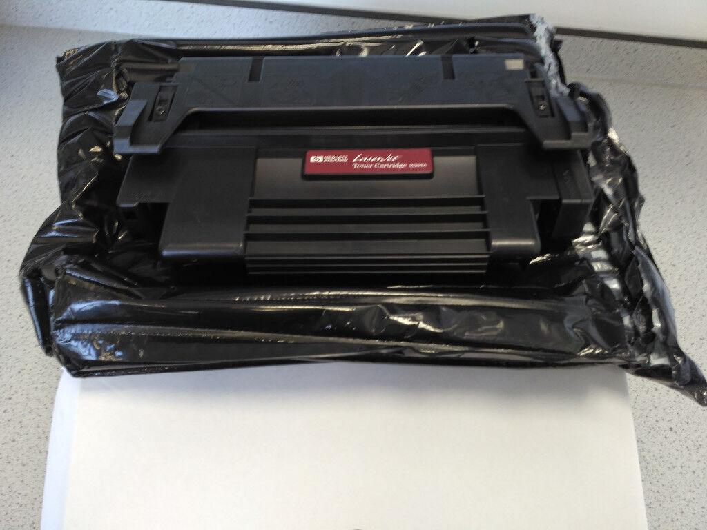 5 x HP 92298A Laserjet Cartridges
