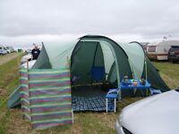 Wynnster Harrier 4 - 4 Berth Tent