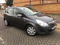 2012 Vauxhall Corsa Facelift 1.3 CDTi ecoFLEX 16v Exclusiv 5 Doors Diesel 1 Year MOT £0 Road Tax