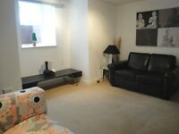 Spacious 3 bed serviced or holiday apartment in Didsbury, Manchester