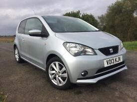 SEAT Mii Sport. 2013. Low mileage and full Seat service history