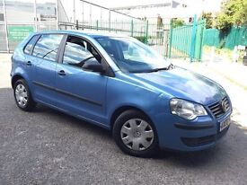 VOLKSWAGEN POLO1.2 E55 = NEWER SHAPE = £1090 ONLY =