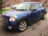2008 MINI ONE 1.4 petrol exterior pack interior pack with full history