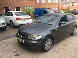 BMW 1Serier with Full service history 1year MOT