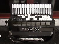 ELKA 83 ELECTRONIC ACCORDION