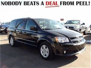 2017 Dodge Grand Caravan Brand New Crew Only $25,995 Plus Taxes