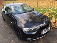 2007 BMW 3 SERIES 330D SE. BRILLIANT DRIVE. RECENTLY SERVICED. E/W. CENTRAL LOCKING.ALLOY WHEELS.CD.