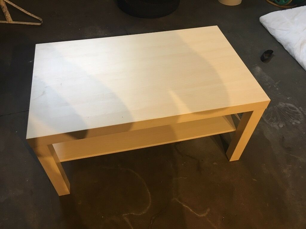Ikea Lack Coffee Table New And Embled
