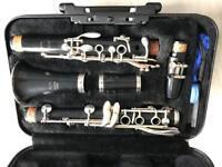 Yamaha Clarinet Advantage CL1, rare edition, excellent condition.