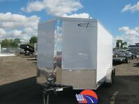 2015 Cross Trailers 7x14 Alpha Series