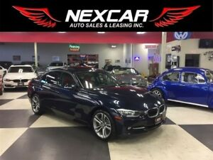 2014 BMW 3 Series 320I X DRIVE SPORT PACKAGE LEATHER SUNROOF 90K