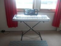 Yamaha portable grand keyboard