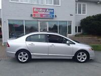 2009 Honda Civic Sport  Very economical!