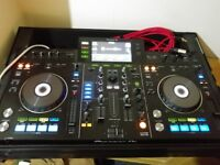 Pioneer XDJ RX with Gorilla Case & Leads