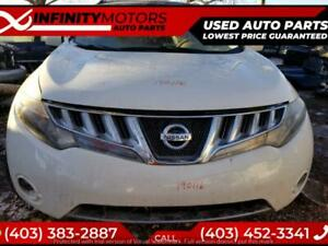 2008 NISSAN MURANO LE FOR PARTS PARTING OUT CARS CAR PARTS