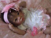 Cute Reborn Baby Girl Doll