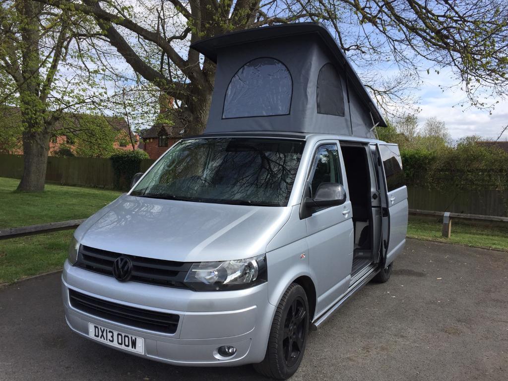 Vw Transporter T5 Camper In Evesham Worcestershire