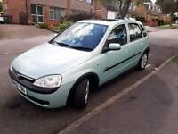 VAXHUALL CORSA FOR SALE