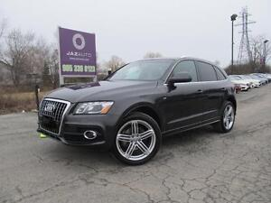 2010 Audi Q5 3.2L Premium LOADED S-LINE NAVIGATION/REAR CAMERA