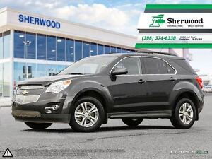 2013 Chevrolet Equinox 1LT AWD PST PAID!