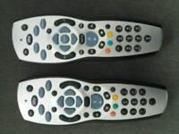 Sky+ Remote Controls