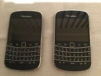 Blackberry Bold 9900 x2