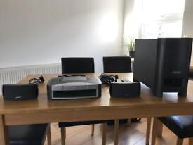 Bose 321 home cinema system