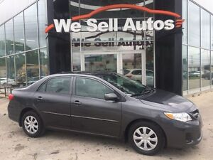 2013 Toyota Corolla *BTOOTH *AUX *HTD SEATS *MP3 *PWR SUNROOF *X