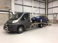 Peugeot Recovery truck 3.0 6speed ams alloy body