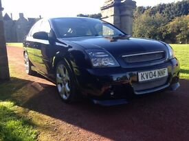 2004 Vauxhall Vectra 3.0 CDTi V6 24V SRI (184) Hatchback Manual