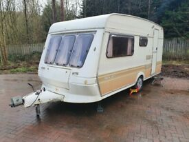 Fleetwood Garland 148/2 Berth Caravan...Spares or Repairs??