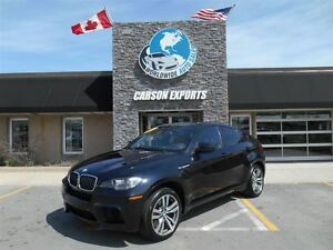 2011 BMW X6 M WOW M EDITION! FINANCING AVAILABLE!