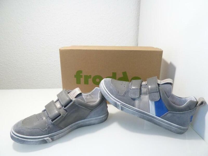 abc85b045e38a9 Froddo Kinder Schuhe Jungen Sneaker Leder grau Gr.26 NEU in  Nordrhein-Westfalen - Haltern am See