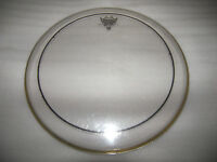 "Remo 12"" Clear Pinstripe Drum Head , Skin / Used !"