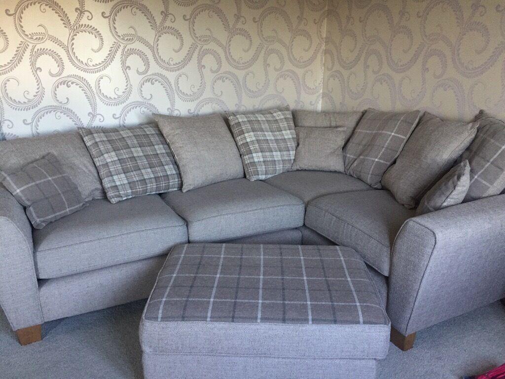 Tartan Sofa Re Upholstered Sofa In Tartan Plaid And