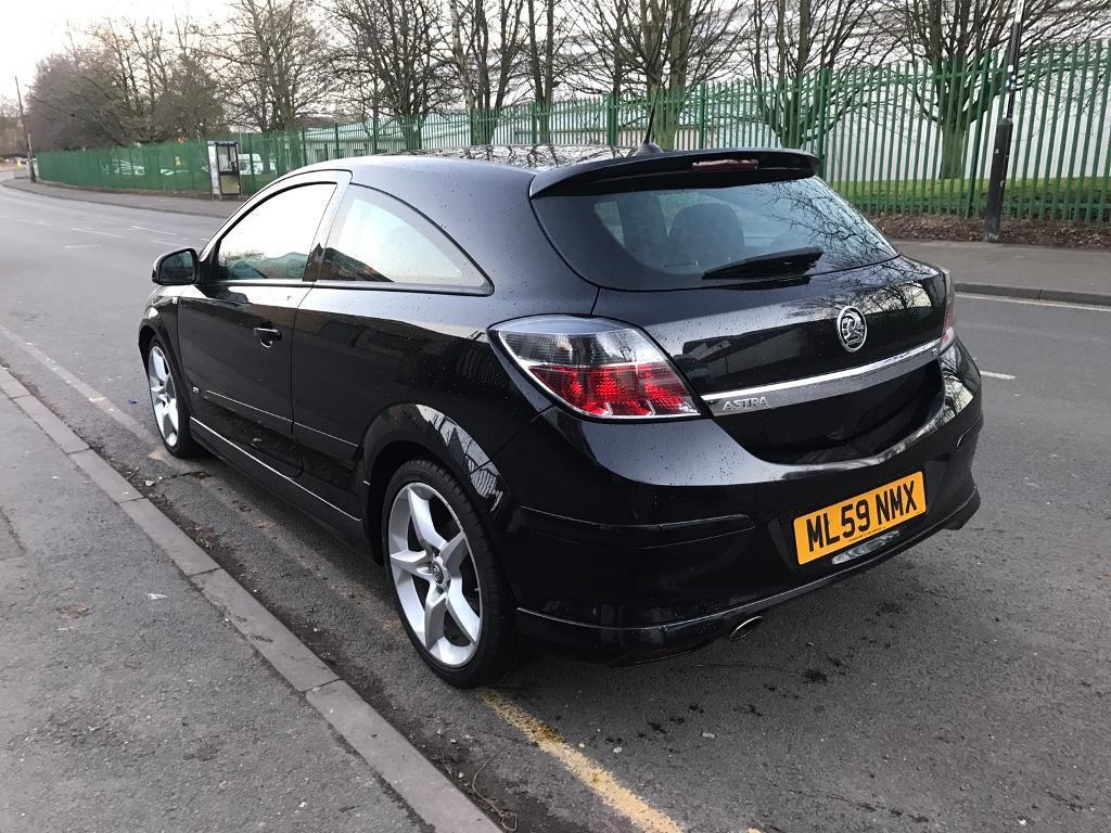 2009 vauxhall astra sri xp auto automatic 3 door coupe 36000 miles alloys full body kit a. Black Bedroom Furniture Sets. Home Design Ideas