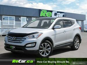 2014 Hyundai Santa Fe Sport 2.0T SE AWD | HEATED LEATHER | PA...