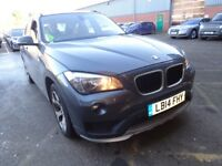 BMW X1 XDRIVE 18D SE 5DR STEP AUTO (grey) 2014