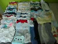 Baby boy 3-6 clothes and more