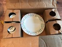 Tienshan plate and saucer